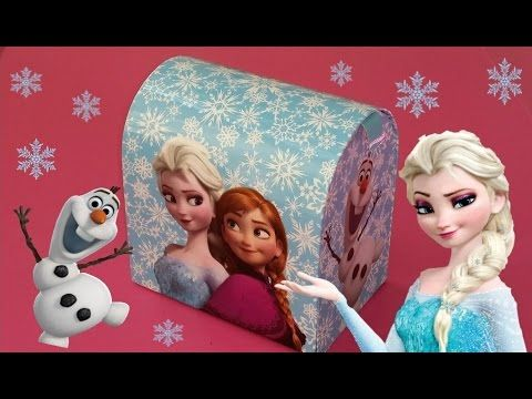 Watch as ToyBoxMagic opens this surprise Disney Frozen Mailbox in this fun video for kids. Inside, we find candy, stickers, nail polish and various Frozen toys. Featuring Anna, Elsa, Olaf and other Disney Frozen characters, this video is suited for kids of all ages!  https://www.youtube.com/watch?v=RT_z5ePpEJw