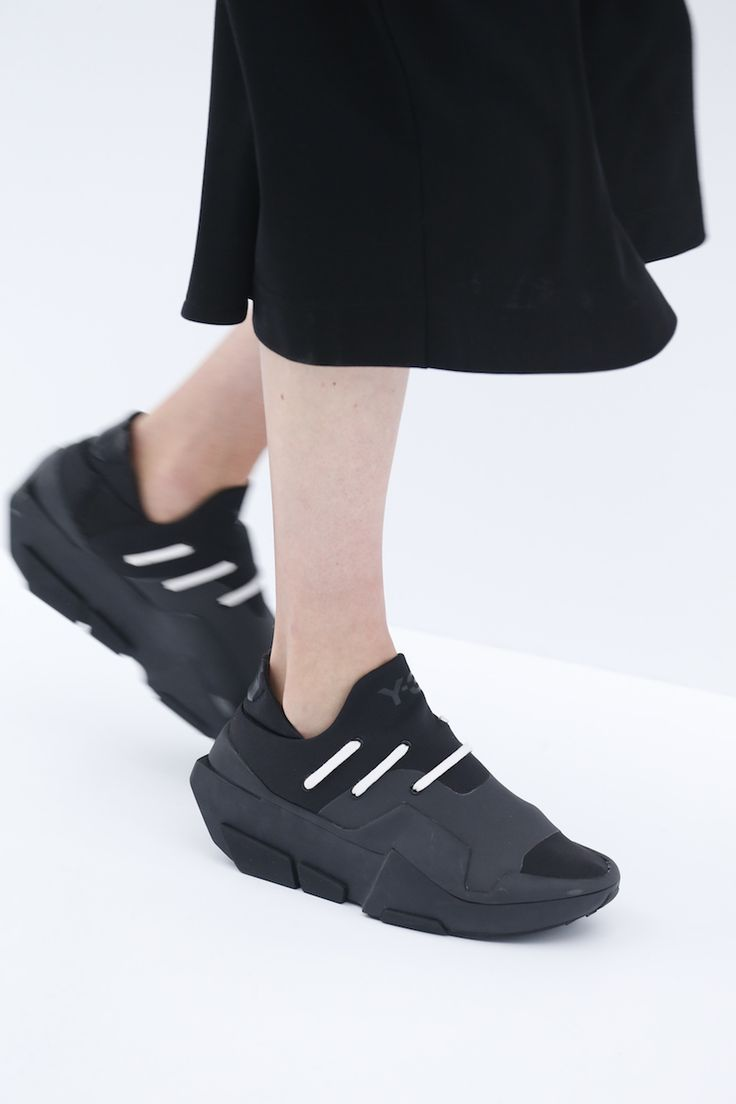 huge discount 052d8 e5037 adidas Y-3 2017 Spring Summer Footwear Collection includes silhouettes  inspired by sci-fi films that designer Yohji Yamamoto s loves like Blade  Runner.