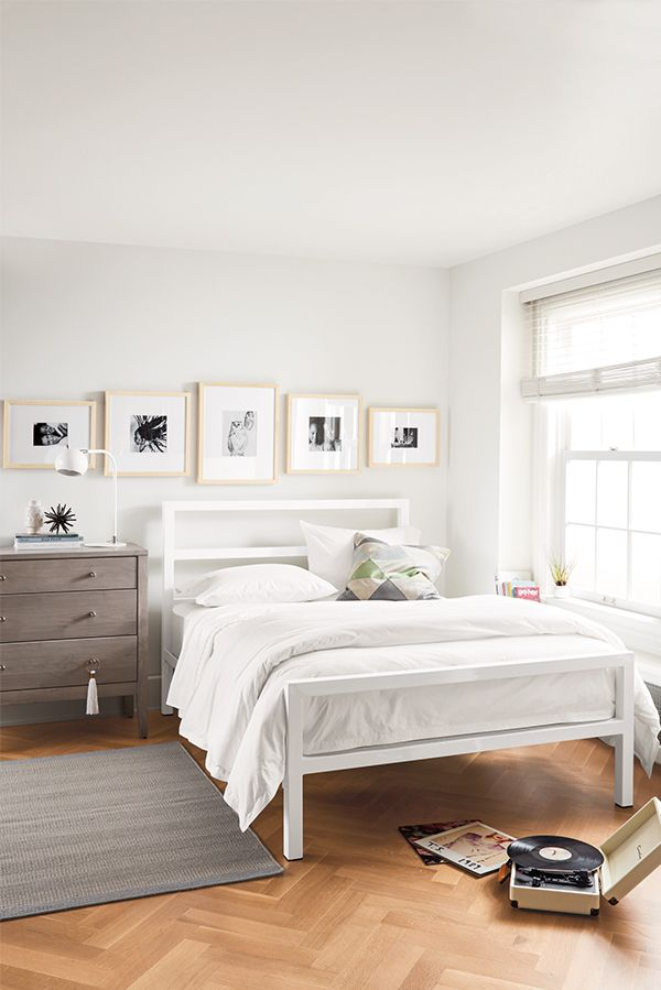 Parsons Bed In Colors Modern Contemporary Beds Modern