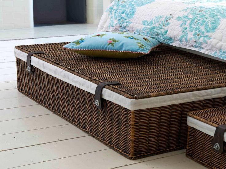 best 25 underbed storage with wheels ideas on pinterest. Black Bedroom Furniture Sets. Home Design Ideas