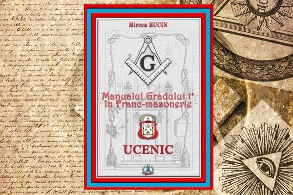 Manualul Gradului 1 in Franc-masonerie