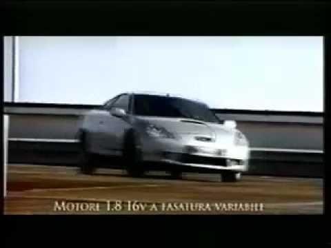 Toyota Nuova Celica spot 1999 (+playlist)