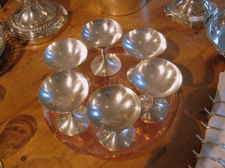 24 best Tischkultur - Antike Tischkultur images on Pinterest - edles geschirr besteck porzellan silber