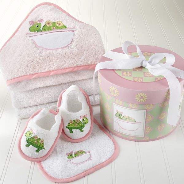 17 best delta zeta legacies images on pinterest delta zeta tilly the turtle four piece bath time gift set in decorative hat box personalized baby gifts newborn gifts and baby blankets negle Choice Image
