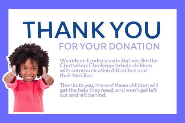 Image result for donation thank you examples of advertising - sponsor thank you letter