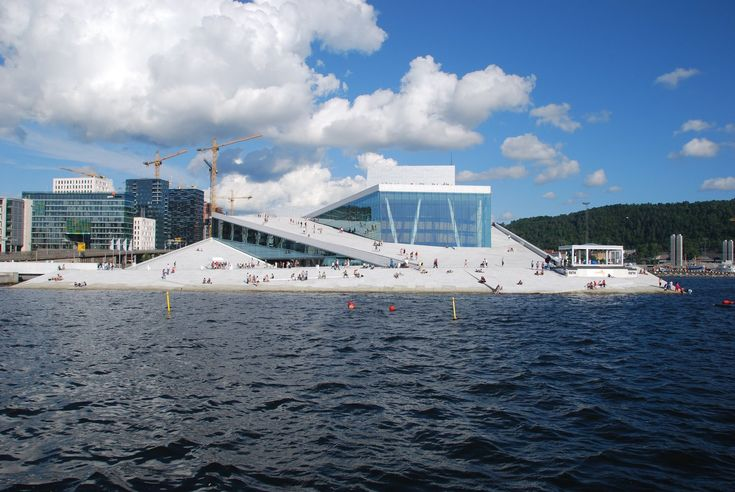 Galería de Plataforma en Viaje: Oslo Opera House Snøhetta - 14