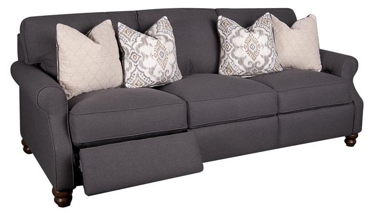 Dixie Hybrid Power Reclining Sofa by Elliston Place at Morris Home