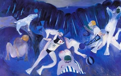 Image result for arthur boyd the bathers