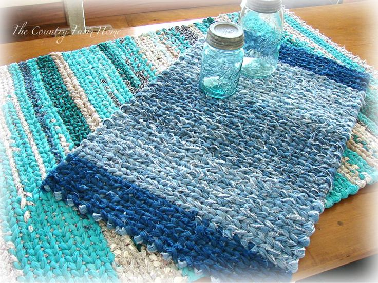 The Country Farm Home Rag Rug Weaving Tutorial And Tips Not Rigid Heddle Loom But I Love These Items Maybe Next Have To