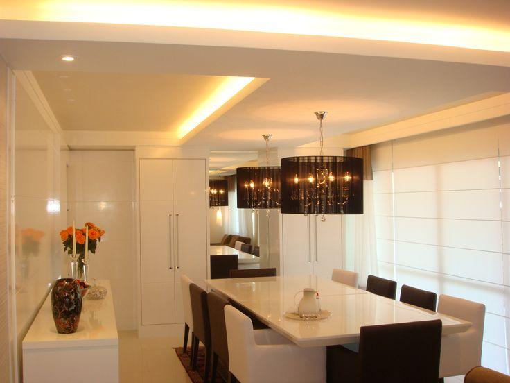 sala de jantar, decoração sala de jantar, inspiração decor. Feito por Arquiteta Cristiane Vassoler