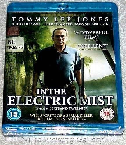 IN THE ELECTRIC MIST Tommy Lee Jones BLU-RAY John Goodman REGION B/2 sealed NEW