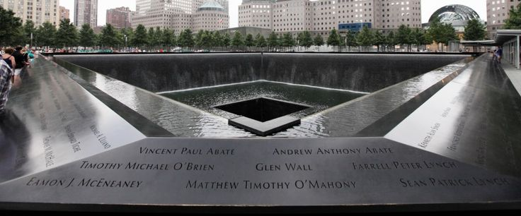 Explore The 911 Memorial Museum and this beautiful monument at Ground Zero~ buy your tickets ahead of time for museum ( we bought ours at the NY water taxi terminal )
