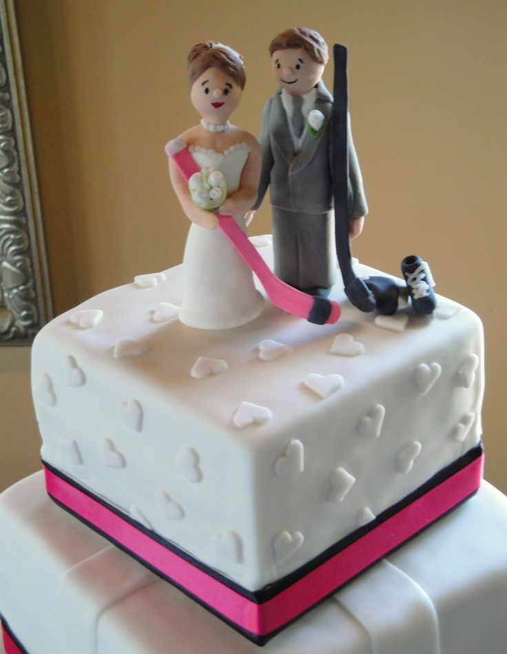 hockey themed wedding cakes 252 best hockey wedding images on hockey 15261