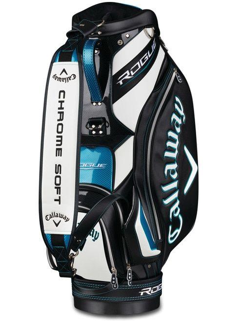 Golf Bags For Sale >> Callaway Rogue Staff Bag Black White Golf Staff Bags Golf Bags