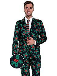 The Best of the Ugly: Christmas Suits to Make You Puke | The House That Never Slumbers