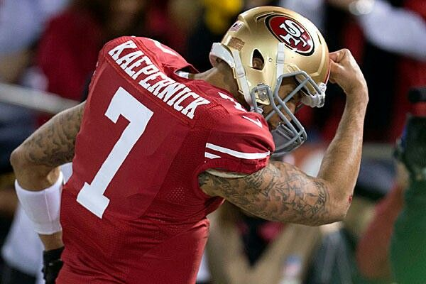 Collin Kapernick on the best football players   #QB