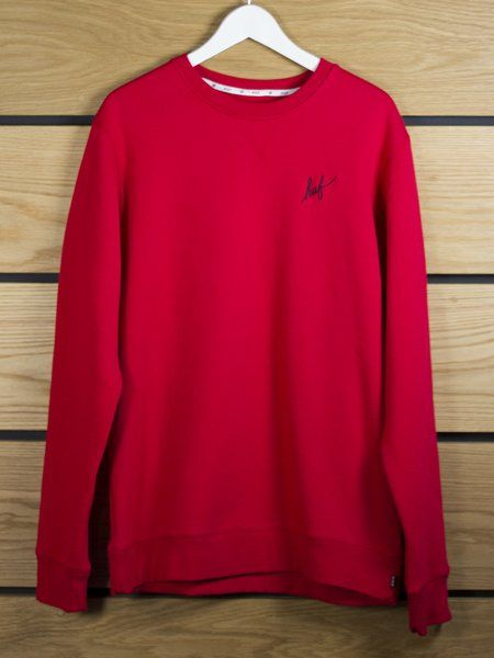 HUF HUF Small Script Crewneck WAS: £65 - NOW 25% OFF £48.75 (€56.06)