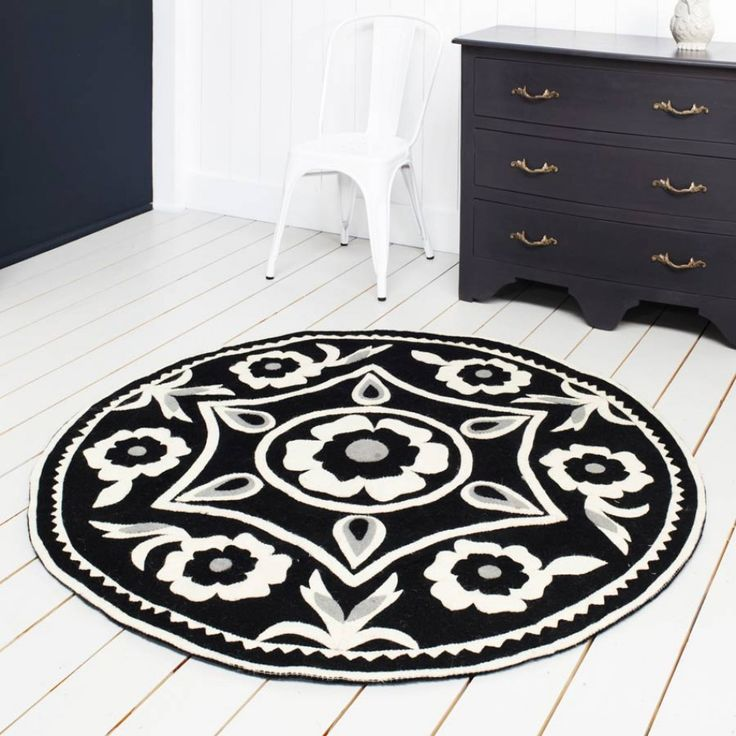 16 Best Images About Round Rugs On Pinterest