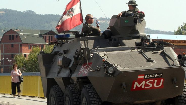 Austrian troops may stop Italy migrants at Brenner Pass https://tmbw.news/austrian-troops-may-stop-italy-migrants-at-brenner-pass  Austria is ready to deploy troops and armour at the Brenner Pass - its border crossing with Italy - if the influx of migrants to Italy continues to grow.Defence Minister Hans Peter Doskozil announced the measures in an interview with Austria's Kronen Zeitung daily.He said four Pandur armoured personnel carriers had been sent to the Tyrol region and 750 troops…