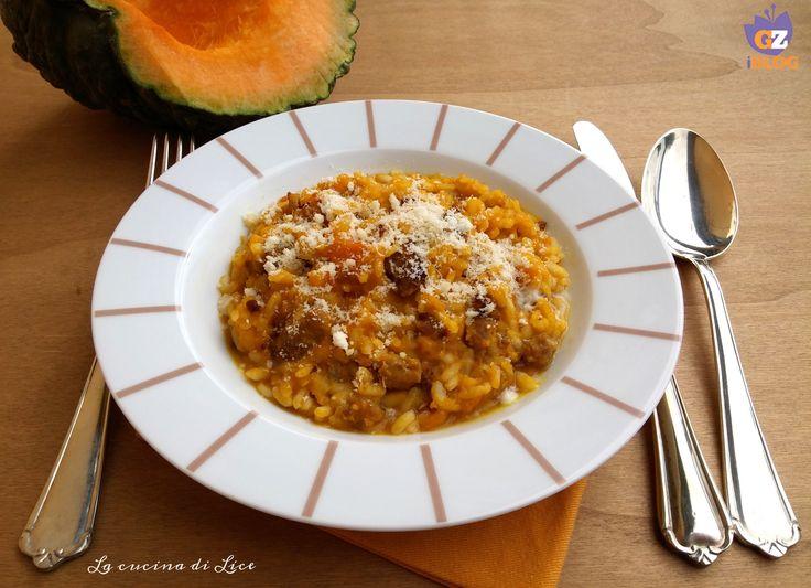 Questo risotto con zucca e salsiccia è un semplice primo piatto molto saporito, facile da preparare ed è adatto ad ogni occasione. Non resta che provarlo!
