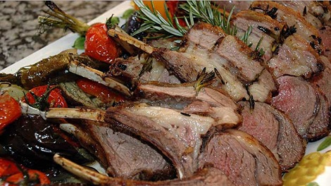 Barbecued+rack+of+lamb+recipe