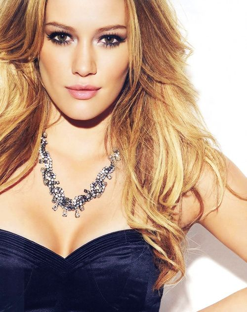 Hilary Duff. Loved her on Lizzie McGuire, and one of the few Disney stars to stay on the rails!