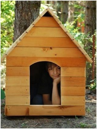 24 Free Do It Yourself Dog House Plans Build Your Own