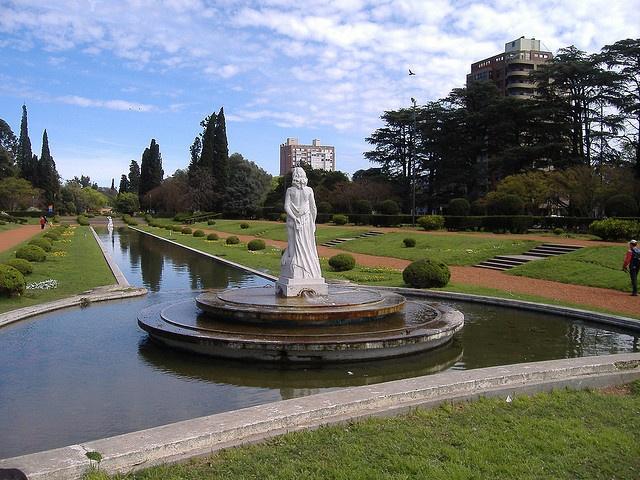 Parque frances, Rosario, Argentina