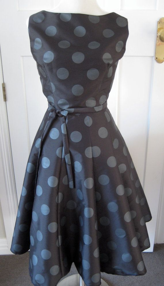 Come Full Circle........ CUSTOM MADE Vintage by TheFrockCloset