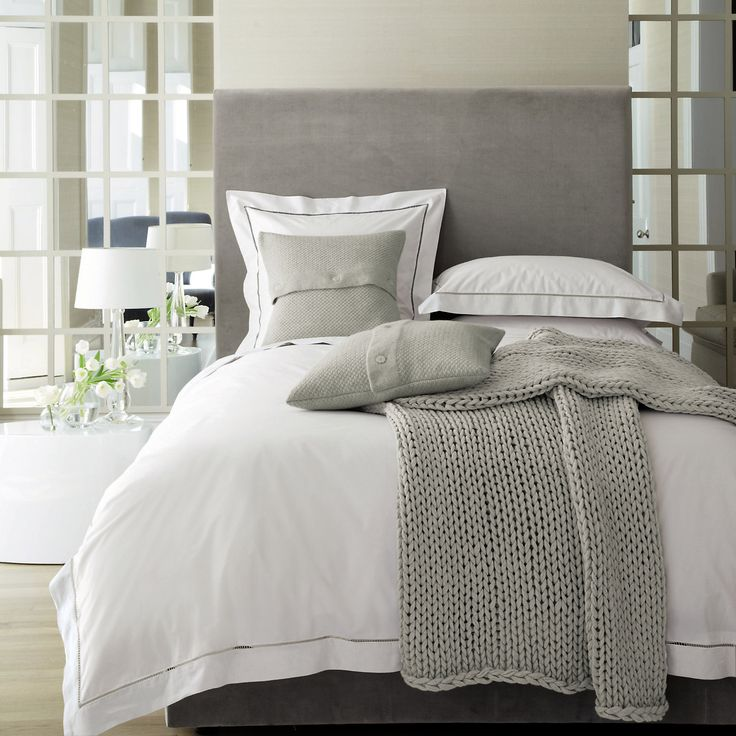 Buy Bedroom > Bed Linen > Santorini Bed Linen Collection from The White Company