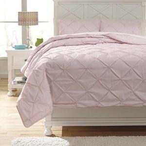 Medera Twin Comforter Set In Rose 2016 Pantone Colors Of