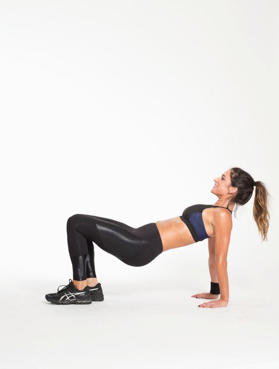 Your favorite 10 minute workout!