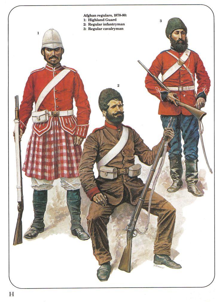 Colonial Soldiers Uniform 12