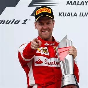 F1: Sebastian Vettel wins for Jules Bianchi and Ferrari on emotionally ...