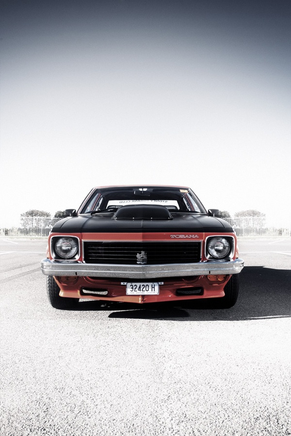 My Holden Torana in the late 70's wasn't as mean as this baby .. One day maybe