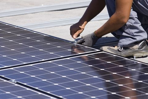 http://netzeroguide.com/are-solar-panels-worth-it.html Are solar panels really worth it? Find out if solar panels will save you money or end up costing you. Basic calculations and factors explained.  Solar Panel Installation Costs