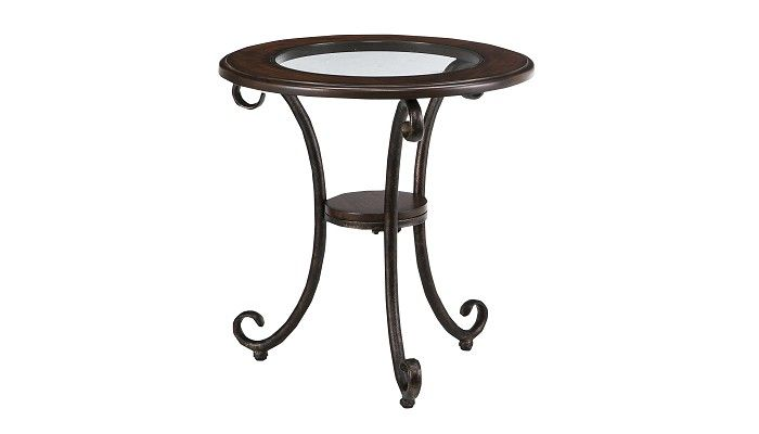 Slumberland Furniture Amelia Collection End Table