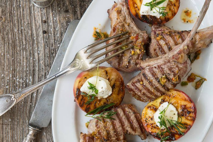 Das Rezept für Lammkoteletts mit Peperoni-Rub mit allen nötigen Zutaten und der einfachsten Zubereitung - gesund kochen mit FIT FOR FUN