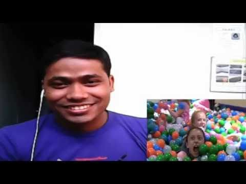 BALL PIT IN OUR HOUSE!! Crazy Kids Get 22k Balls React by My React Video...