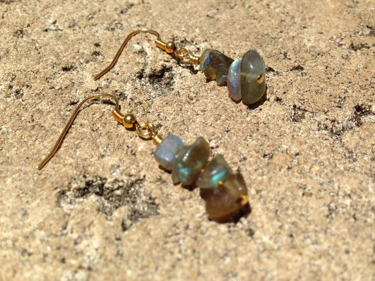 Labradorite earrings. $5.95 via www.divineaura.com.au Or find me on facebook @ www.facebook.com/divineaura123