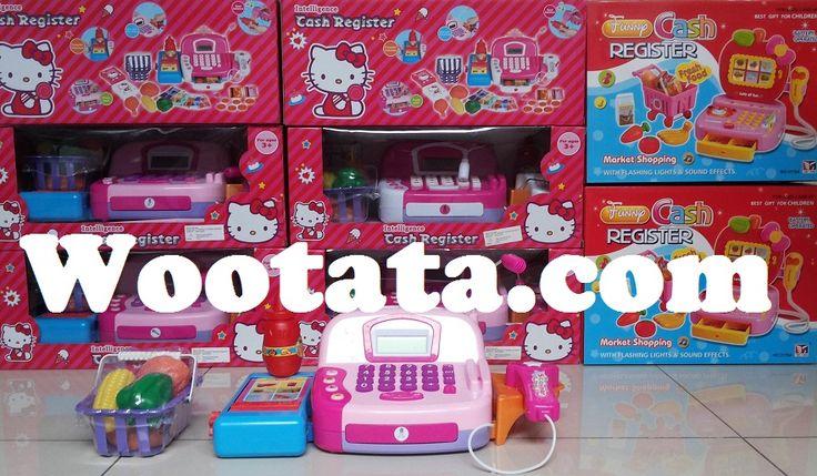 Jual Mainan Cash Register Hello Kitty Termurah