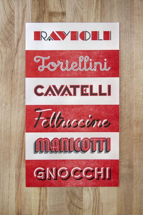 A new brand identity for Pastosa by Naomie Ross & Daniel Renda
