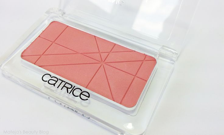 Catrice Defining Blush 020 Rose Royce // Mateja's Beauty Blog