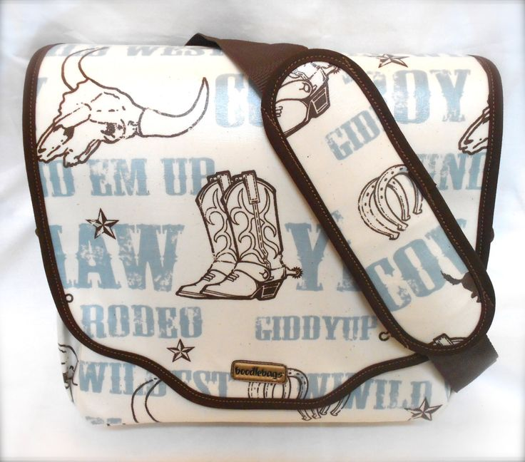 Miranda Ii Diaper Bag Cowboy Up Print Backpack Amp By