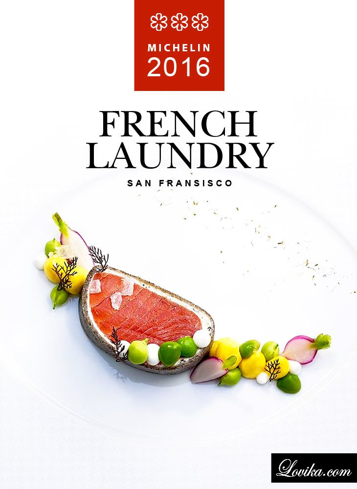 For those of us who love good food and don't mind paying for it, Michelin star restaurants are always worth a trip, especially if they are awarded 3 stars. Here are 2016's 3 star Michelin restaurants in United States.#Michelin #MichelinRestaurants #FrenchLaundry