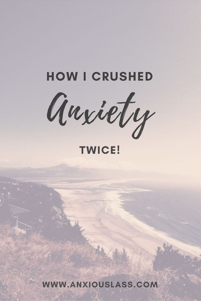 How I crushed anxiety twice by Timothy Phoenix. Anxiety, Social Anxiety, Mental Health, Mental illness, Depression, Advice, Tips, Overcome, Help