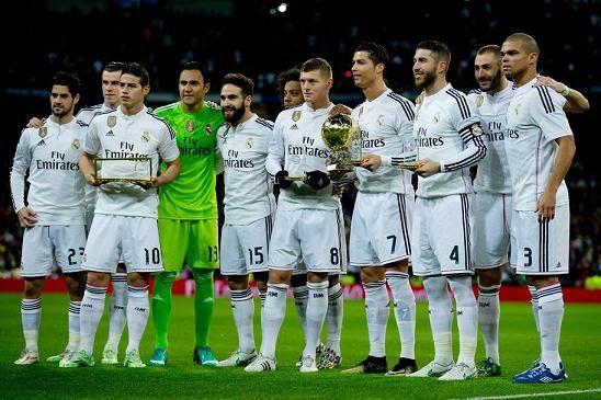 Real Madrid Klub Terkaya di Dunia