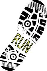 Resultado de imagen para abstract image of a marathon runner (silhouette