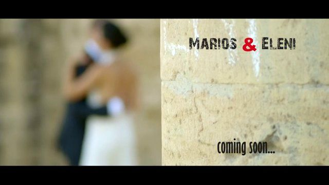 Marios & Eleni | Wedding Trailer | Chania