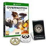 Overwatch Origins Edition - 'Memory of War' Metal Coin & Metal Badge Bundle (Exclusive to Amazon.co.uk) (Xbox One) by Blizzard   25 days in the top 100 Platform: Xbox One (7)Buy new:   £44.99 (Visit the Bestsellers in PC & Video Games list for authoritative information on this product's current rank.) Amazon.co.uk: Bestsellers in PC & Video Games...